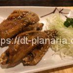 ( ・×・)名古屋で人気の手羽先を食べてきた!「風来坊」他にも味噌串カツや海老フライもあるよ!