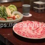 ( ・×・)京都のしゃぶしゃぶを都内の個室で贅沢にいただきます!「京都つゆしゃぶCHIRIRI」虎ノ門
