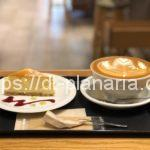 ( ・×・)仙台のおしゃれカフェで、本格的な美味しいボウルラテとチーズケーキ「FLAT WHITE COFFEE FACTORY」