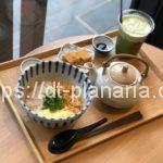 ( ・×・)御茶ノ水で京都のわらび餅と洋風鯛茶漬け「cafe 煉屋八兵衛 御茶ノ水ワテラス(ねりやはちべえ)」