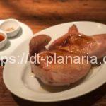 ( ・×・)上野の森さくらテラスでロティサリーチキンとビール「Café&Rotisserie LA COCORICO(ラココリコ)」
