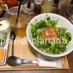 ( ・×・)日本橋高島屋の新館で「パクチーまぜフォー」のセットを食べてきたよ