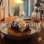 ( ・×・)上野のWIRED CAFEでのんびりディナー!ワッフルチキンをインスタにあげると10%割引になるよ!