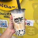 ( ・×・)上野アメ横にかわいい猫のタピオカ専門店がオープンしてたよ「Hi茶(hicha)」